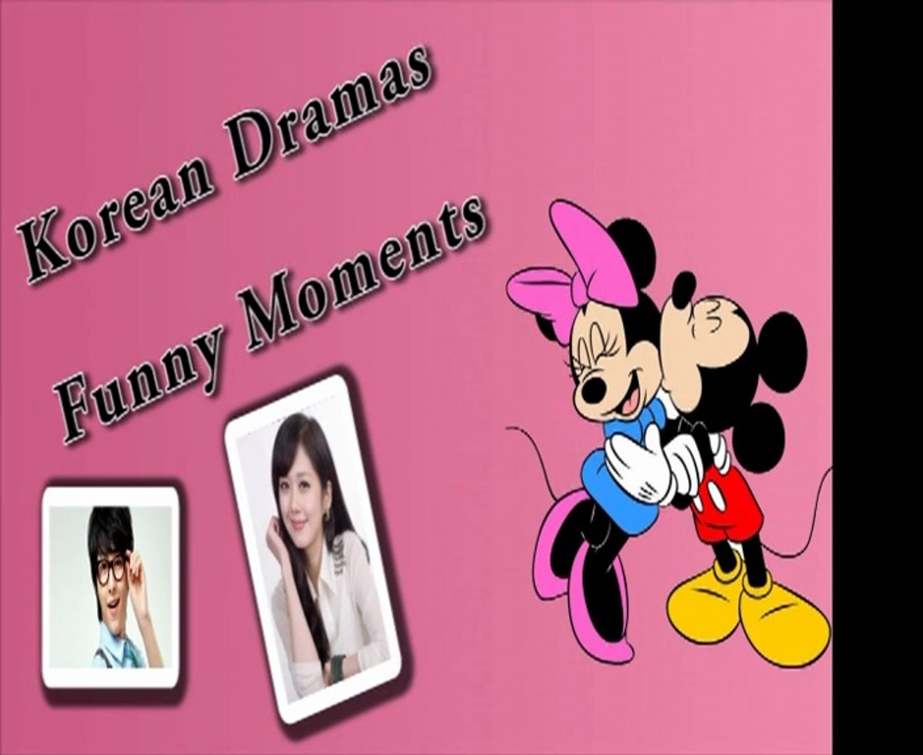 Korean Dramas Funny Moments [앗 뜨거 Song]