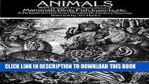 [PDF] Animals: 1,419 Copyright-Free Illustrations of Mammals, Birds, Fish, Insects, etc (Dover