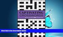 Enjoyed Read Captivating Crosswords (Puzzle Books)