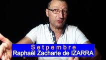 Septembre par Raphaël Zacharie de IZARRA