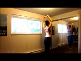 "Aleksandra Fusion Dance: Choreography to ""Re-wear It,"" by M.I.A."