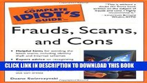 [PDF] Complete Idiot Guide Frauds Scams And Cons Full Online