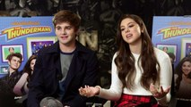 SHIP ALERT - The Thundermans duo talk about their love lives