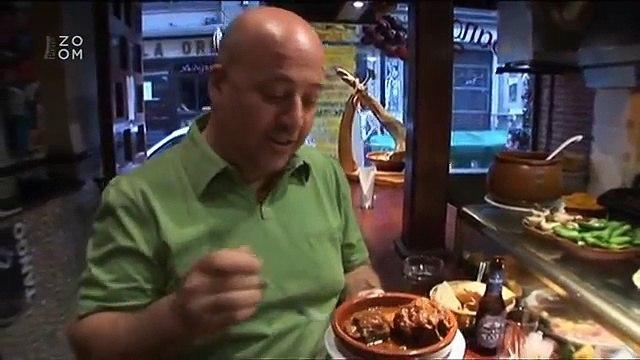 Bizarní jídla s Andrewem Zimmernem: Španělsko -dokument (www.Dokumenty.TV)