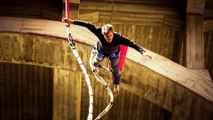 Bungee Jumping w/ Travis Fimmel: Man On a Mission   The Red Bulletin Presents