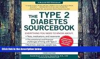 Big Deals  The Type 2 Diabetes Sourcebook (Sourcebooks)  Free Full Read Best Seller