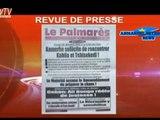 REVUE DE PRESSE - CONGOWEB TV  DU 02 SEPTEMBRE 2016: Kamerhe sollicite de rencontrer Kabila & Tshisekedi !