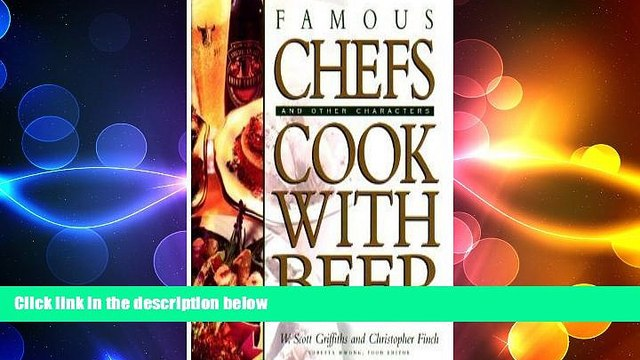 different  Famous Chefs (and Other Characters) Cook