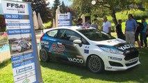 Championnat de France des Rallyes : Yoann Bonato en tête du Mont Blanc Morzine !