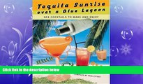 behold  Tequila Sunrise over a Blue Lagoon: 101 Cocktails to Make and Enjoy