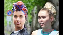 Wrecking Ball! Miley Cyrus & Alicia Keys Feud Ignites On Set Of 'The Voice'