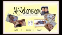 Reborn Baby Doll ROOTING HAIR! Mohair for Reborn Baby Dolls! Realistic Baby Doll Newborn Baby Doll!