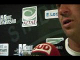 SITE OFFICIEL STADE MONTOIS RUGBY - INTERVIEW CH. LAUSSUCQ - STADE MONTOIS vs DAX