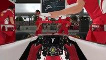 Qualifying GP Italy Formula 1 | Clasificación GP Italia Formula 1 | F1 2016 Gameplay