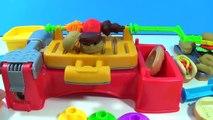 Play Doh Ice Cream Maker Shop - Pretty Rhythm Rainbow Live jewelry Guitar Tayo Learn Numbers Colors