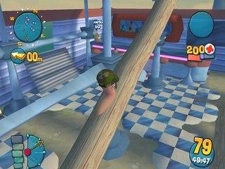 Worms 4 mayhem vidéo 5 histoire mission 1