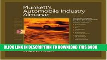 [PDF] Plunkett s Automobile Industry Almanac 2008: Automobile, Truck and Specialty Vehicle