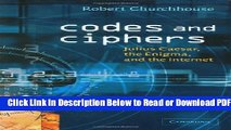 [PDF] Codes and Ciphers: Julius Caesar, the Enigma, and the Internet Free New