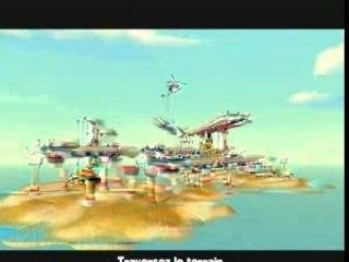 Worms 4 mayhem vidéo 6 histoire mission 2