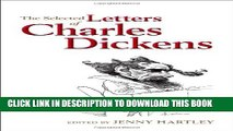 [PDF] The Selected Letters of Charles Dickens Full Collection