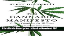 [Get] The Cannabis Manifesto: A New Paradigm for Wellness Popular Online