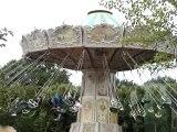 Les chaises volantes parc asterix