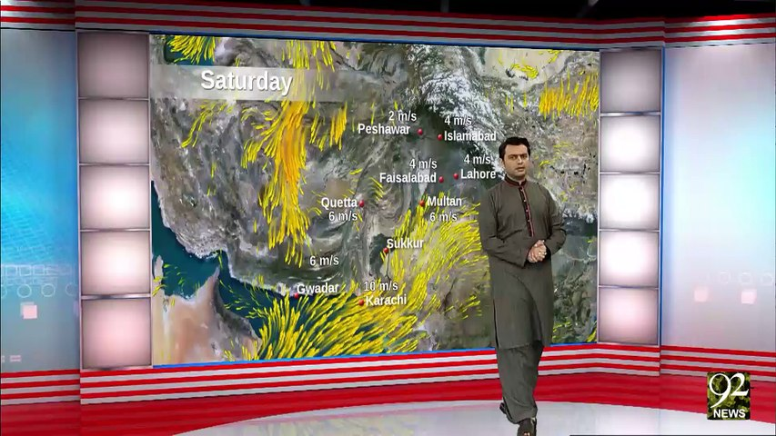 Weather Updates - 03-09-2016 - 92NewsHD