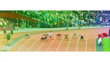 1er départ de la délégation Française - Jeux paralympiques Rio 2016
