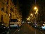 Paris 5eme rue des Fossés St Marcel ,rue du Jura, rue Oudr