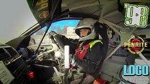 Energy Drink - Sean Bolger in Car Raleigh Rallycross Heat 1 Rallycross