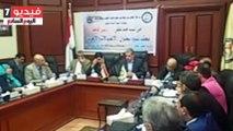 رئيس جامعة بنى سويف يطالب بإنشاء مجلس قومى لمكافحة الإرهاب