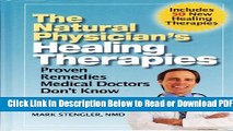 [Get] The Natural Physician s Healing Therapies - Proven Remedies Medical Doctors Don t Know