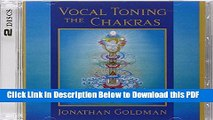 [Read] Vocal Toning the Chakras Free Books