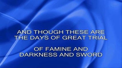 Days of Elijah  (Worship Video w- Lyrics) HD