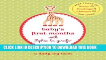 [PDF] Baby s First Months with Sophie la girafe®: A Daily Log Book: Keep Track of Sleep, Feeding,
