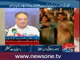 PTI, PAT rallies inflicted billion rupees loss, says Pervez Rasheed