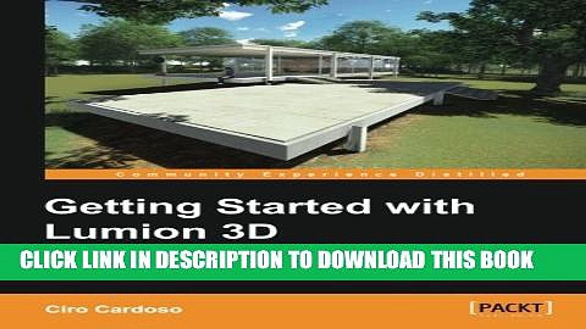 [Read PDF] Getting Started with Lumion 3D Ebook Online