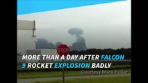 SpaceX says it can continue launching Falcon 9 rockets from other launch pads