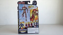 Iron Man Mark 42 Marvel Legends Iron Monger Series Juguete Reseña Action Figure Toy Review