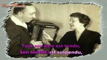 Edith Piaf - L'accordéoniste