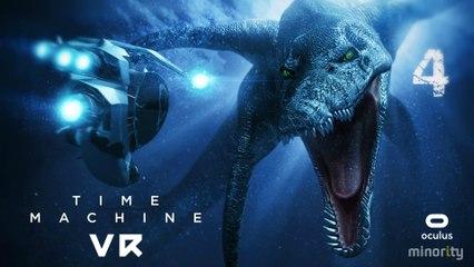 Time Machine VR - Ep.4 - Oculus Rift CV1 GamePlay