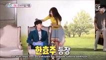 [03.07.2016] SectionTv Lee Jong Suk ve Han Hyo Joo W Poster Çekimi