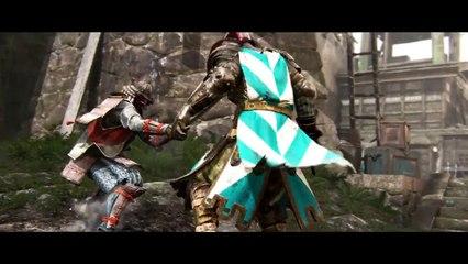 For Honor Trailer- The Kensei (Samurai Gameplay) - Hero Series #1 [US] de For Honor