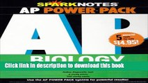 Read AP Biology Power Pack (SparkNotes Test Prep)  Ebook Free