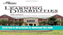 Read K W Guide to Colleges for Students with Learning Disabilities, 10th Edition (College