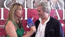 Ildefonso Falcones autor de la novela 'La Catedral del Mar' llevada ahora a serie por Antena 3