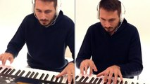 Michael Buble` - I Believe in You (Piano Cover) 2 Pianos Creative