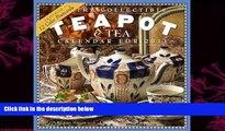 complete  The Collectible Teapot   Tea Calendar 2011