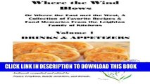 [PDF] Where the Wind Blows Volume 1 Drinks   Appetizers Exclusive Online