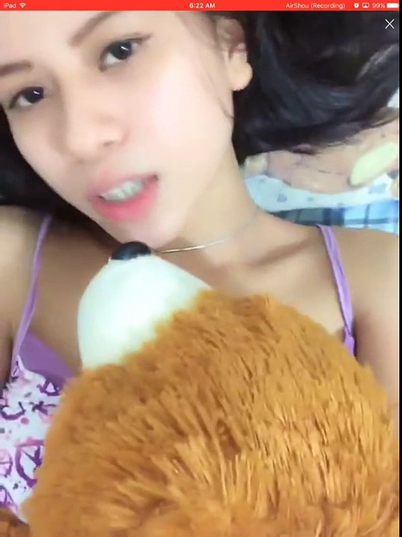 Bigo live Indonesia  Beautiful girl playing bigo live video 6